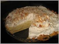 Baked Coconut Suprise