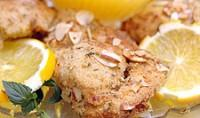 Almond Butter Chicken with Orange Sauce