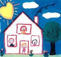 Where will the children live?