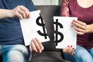 fight-money-financial-argument-concept-fight-money-financial-argument-concept-man-women-holding-ripped-paper-109925872